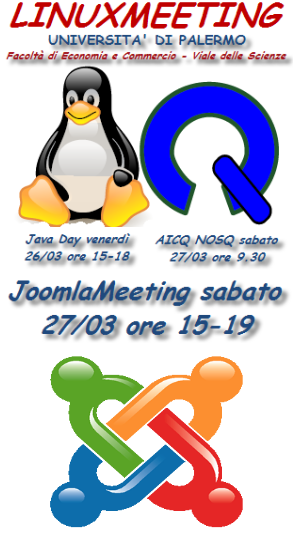 Joomla Meeting Palermo
