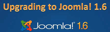 Upgrading Joomla 1.6