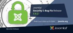 Nuovo aggiornamento per Joomla 3.8