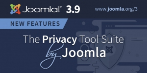 Joomla 3.9 con il Privacy Tool Suite