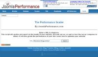 Misurare la performance di un Joomla